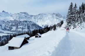 Engelberg Brunni, czyli po słonecznej stronie doliny