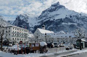 Engelberg Alpejskie sery z Góry Aniołów