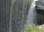 Jägala juga. Nawet wodospady dotykają susze
