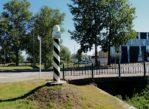 Valga i Valka. Miasto podzielone granicznymi słupkami