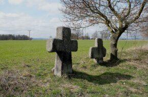 Czechy Kraj krzyży pokutnych
