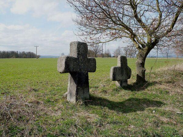 Czechy. Kraj krzyży pokutnych