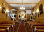 Warszawa. Modrzewiowy kościół Michała Archanioła