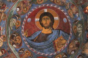 Lagoudera Wiejski kościół, malowidła najwyższej klasy