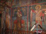 Lagoudera. Wiejski kościół, malowidła najwyższej klasy