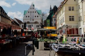 Eisleben Miasto, którmu nazwę dał Marcin Luter
