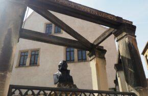 Eisleben Dom narodzin Marcina Lutra