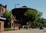 Warszawa. Gazownia, a w niej muzeum gazownictwa