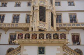 Torgawa Reformacja dojrzała na zamku Hartenfels