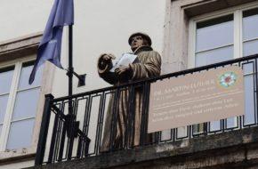 Weimar Ślady Lutra w mieście Goethego i Schillera