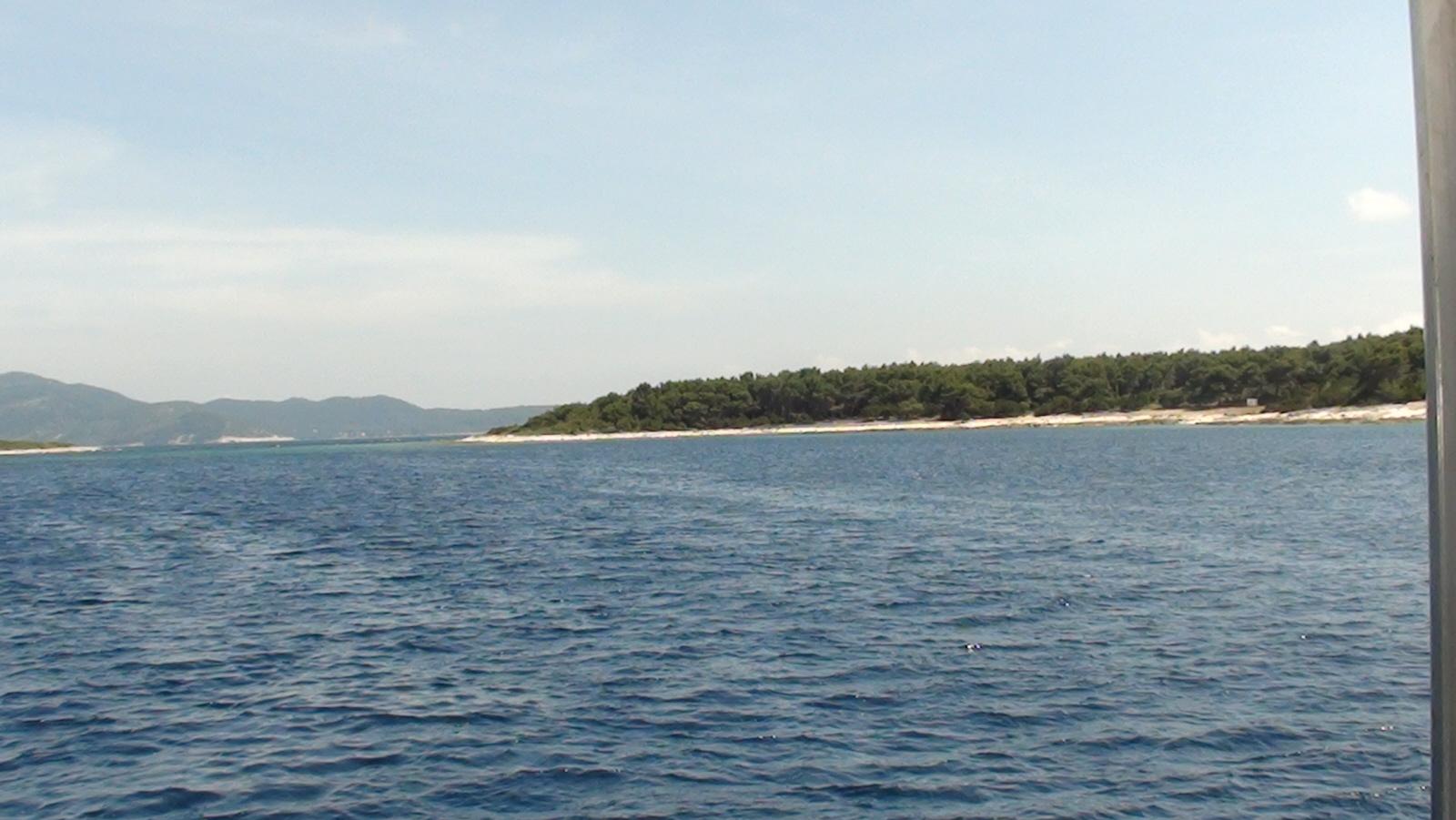 Proizd. Bezludna wyspa ożywa tylko latem