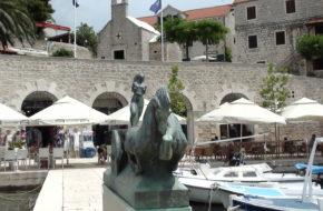 Bol Najstarsze miasto na wyspie Brač