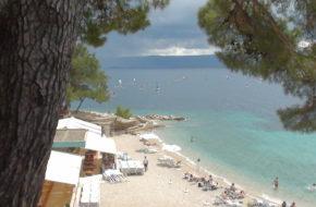 Brač Zlatni Rat – najpiękniejsza plaża Chorwacji