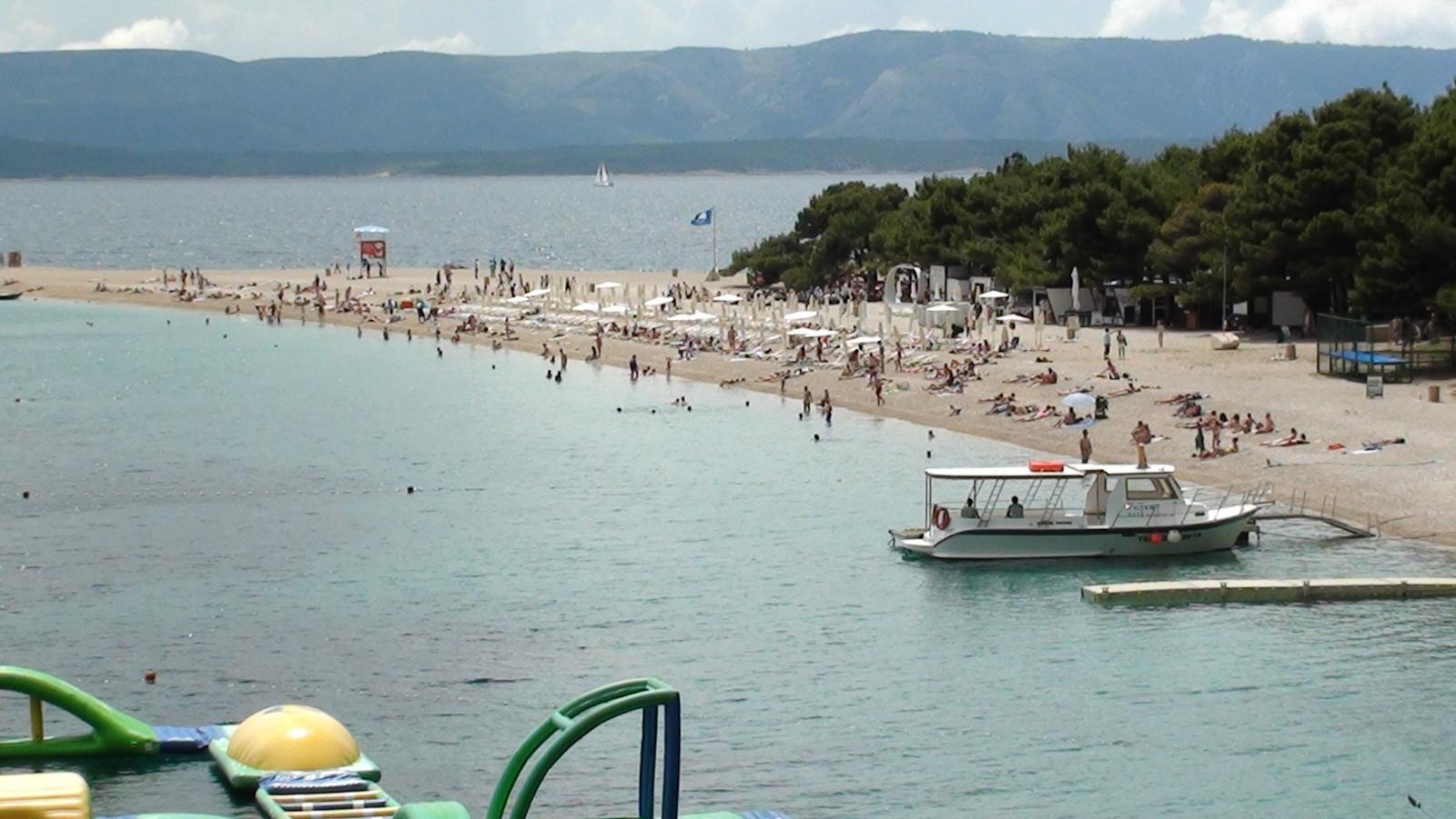 Brač. Zlatni Rat – najpiękniejsza plaża Chorwacji