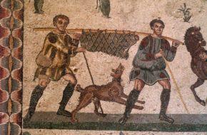 Piazza Armerina Mozaiki w rzymskiej willi
