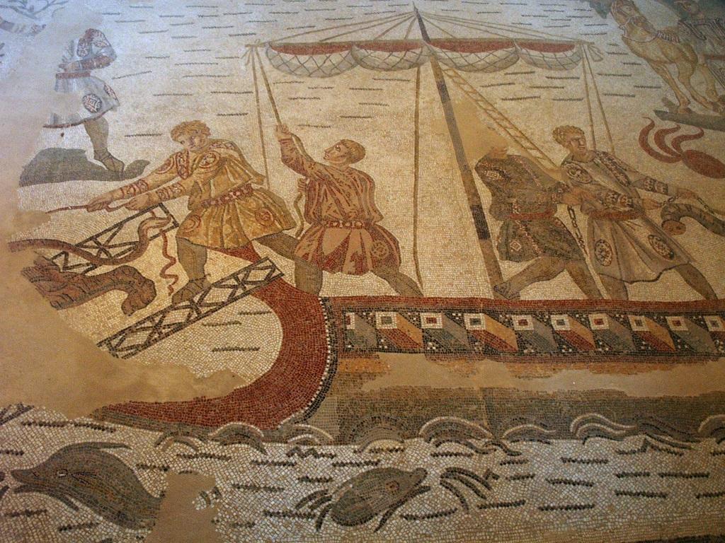 Piazza Armerina. Wielkie polowanie w rzymskiej willi