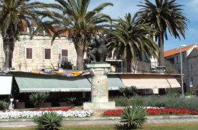 Vela Luka Największe miasto na wyspie Korčula