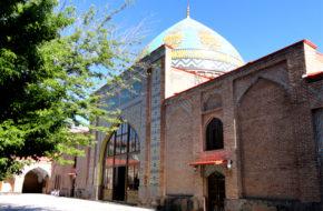 Erywań Perski Błękitny Meczet
