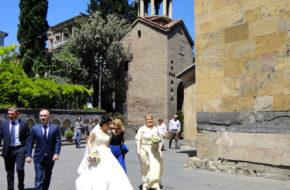 Tbilisi Burzliwe losy katedry Sioni