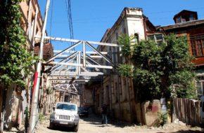 Tbilisi Odnawiane oblicze stołecznej starówki