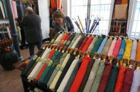 Cherbourg Podwodny świat i luksusowe parasolki