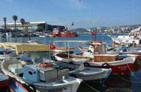 Kusadasi Nadmorski kurort w Turcji egejskiej