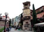 Tbilisi. Anczischati i wizerunek Chrystusa