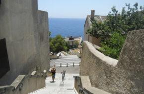 Bastia Dawna stolica Korsyki