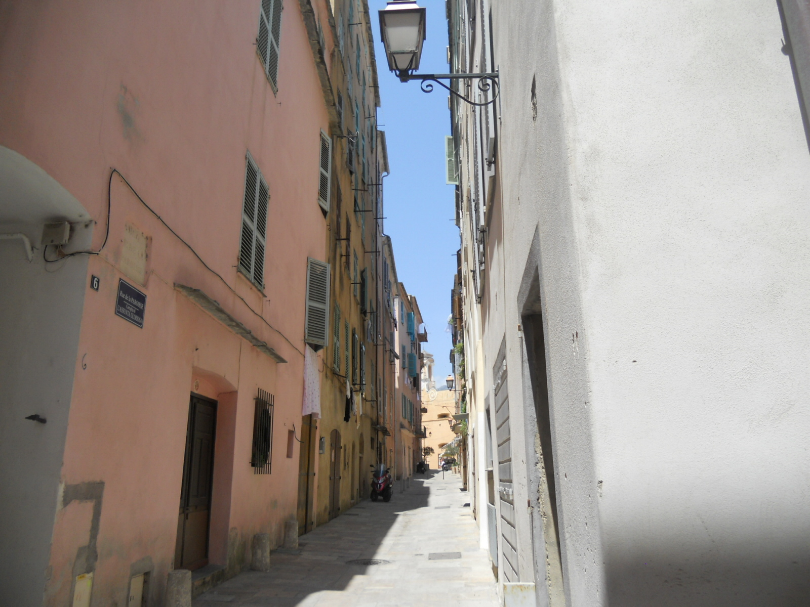 Bastia. Dawna stolica Korsyki