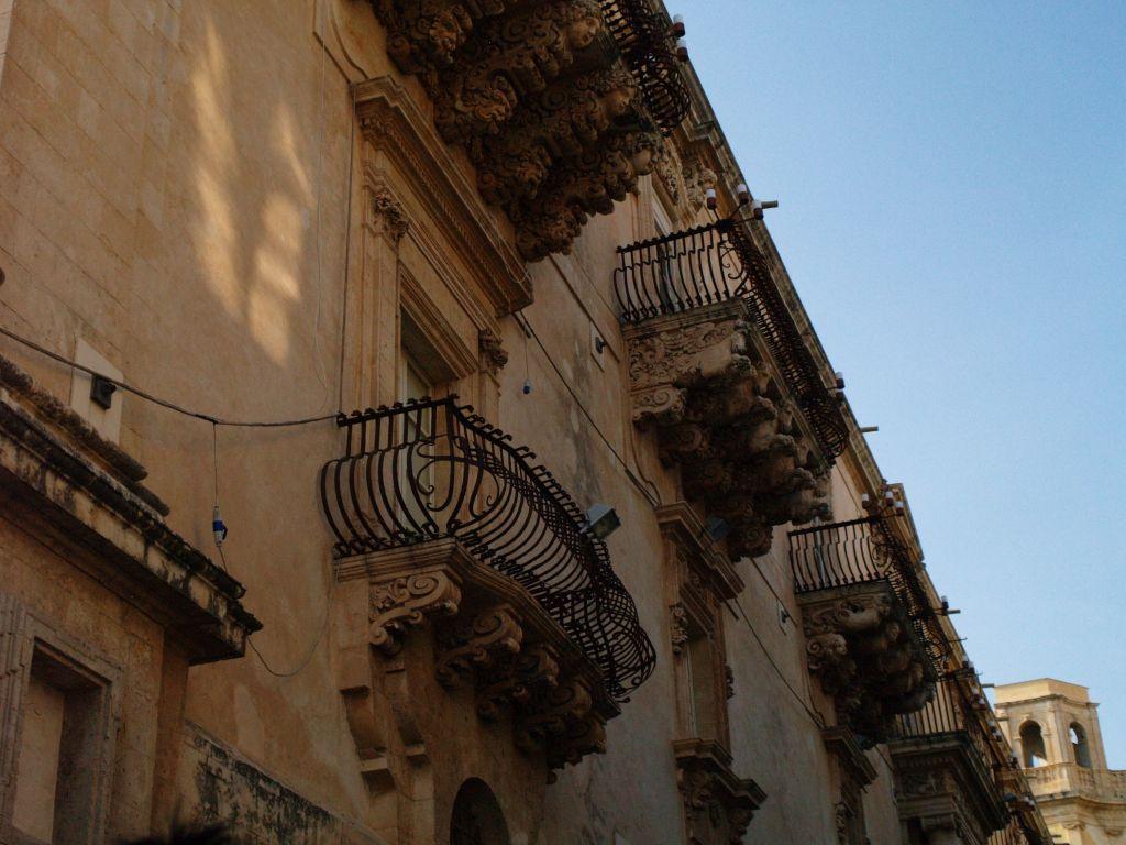 Noto. Miasto w barokowej odsłonie