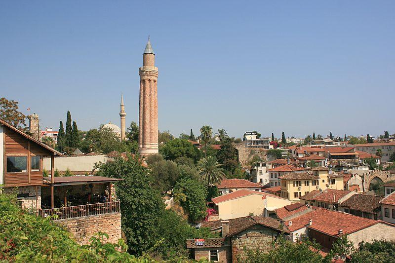 Antalya. Spacer po stolicy tureckiej riwiery