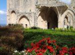 Bellapais. Skrawek dawnej Francji na Cyprze