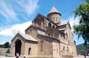 Mccheta Kolebka gruzińskiego chrześcijaństwa