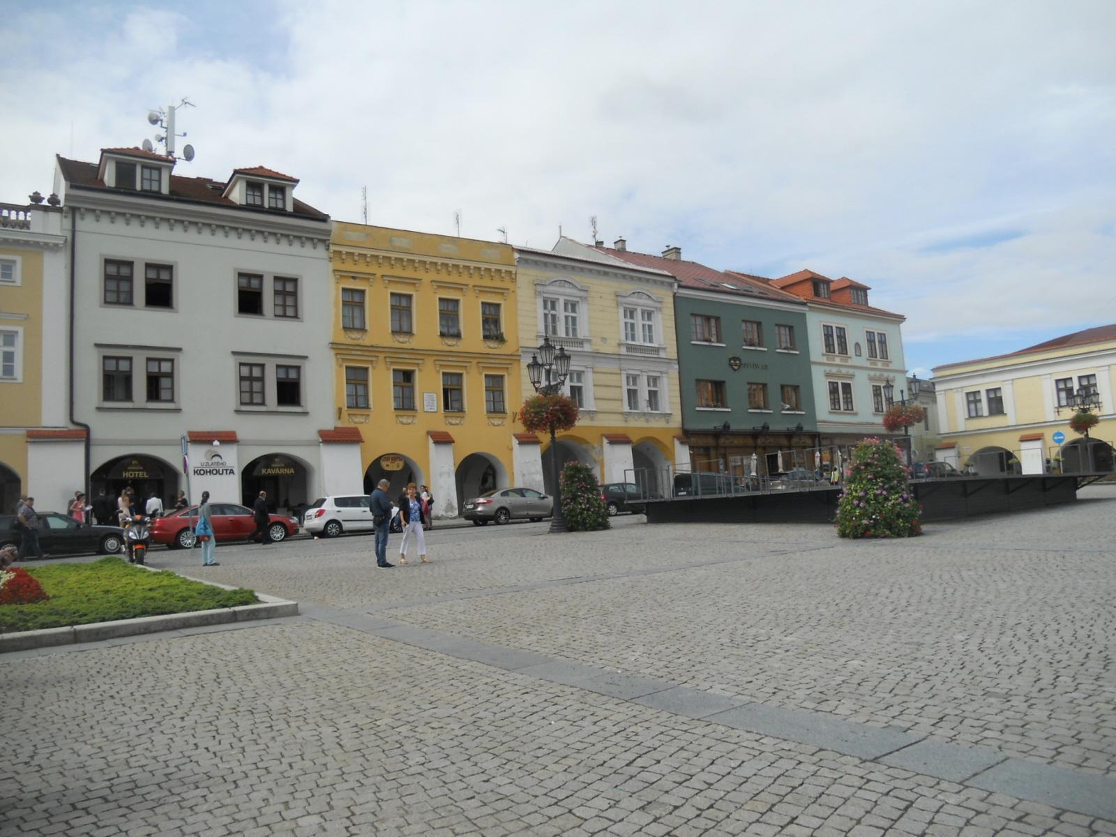 Kromierzyż. Niewielkie miasto z wielkim pałacem