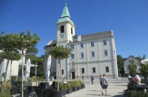 Wiedeń Kahlenberg, czyli polskie sanktuarium