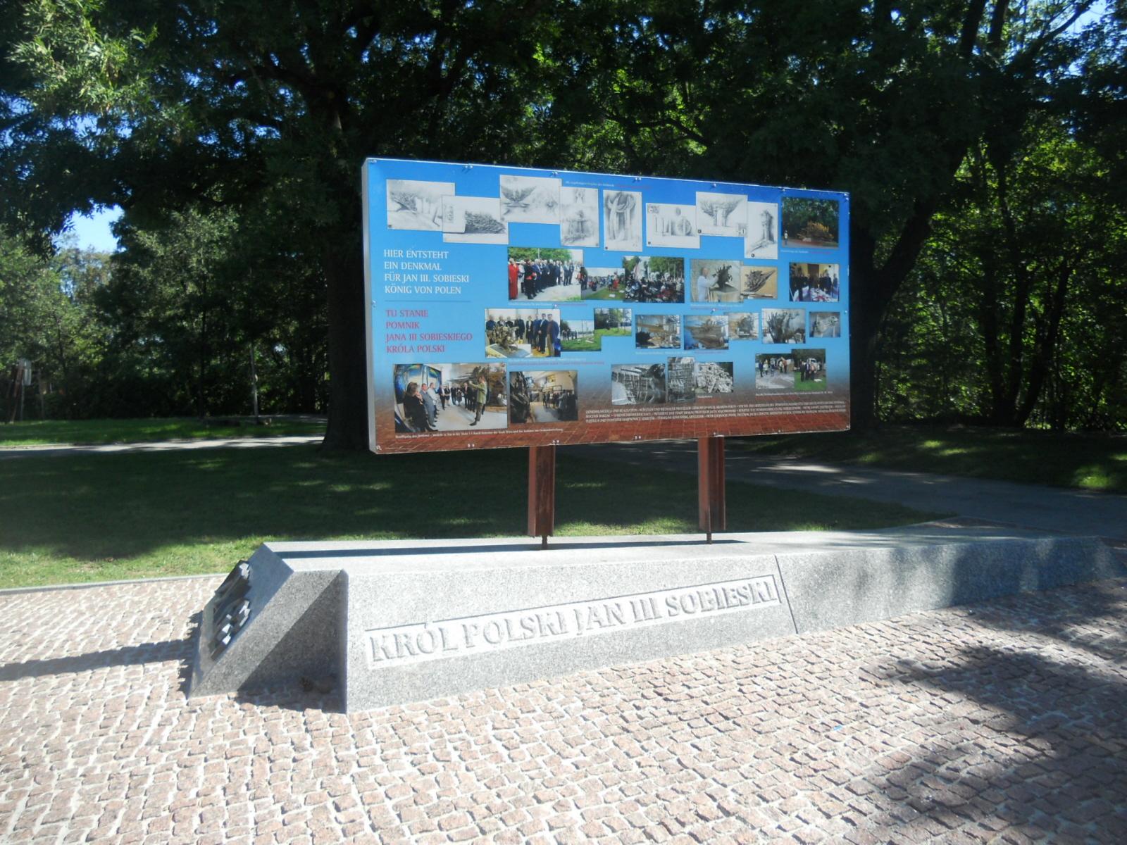 Wiedeń. Kahlenberg, czyli polskie sanktuarium