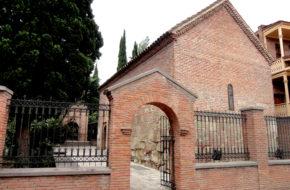 Tbilisi Cztery kościoły św. Jerzego