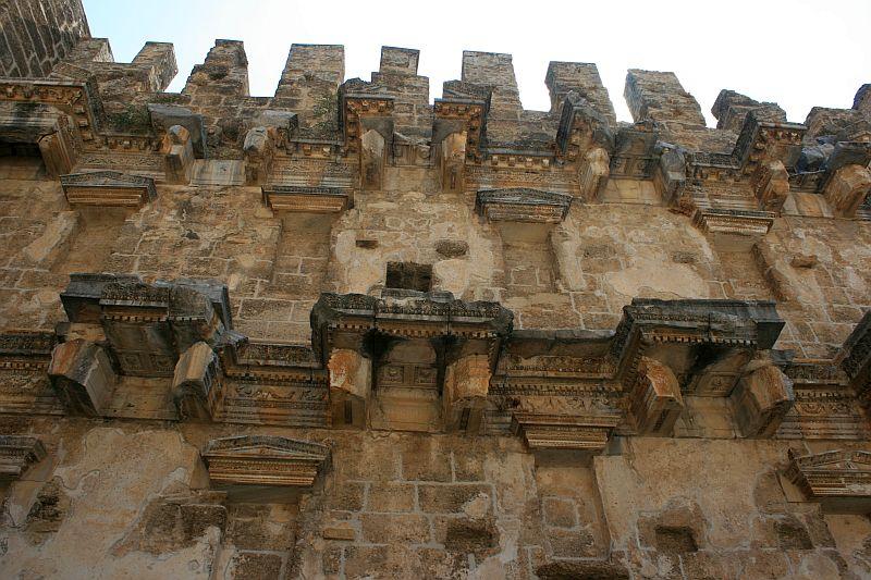 Aspendos. Amfiteatr najpiękniejszy na świecie
