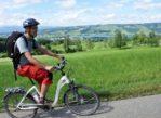 Lucerna. Rowerowym Szlakiem Serca wokół miasta