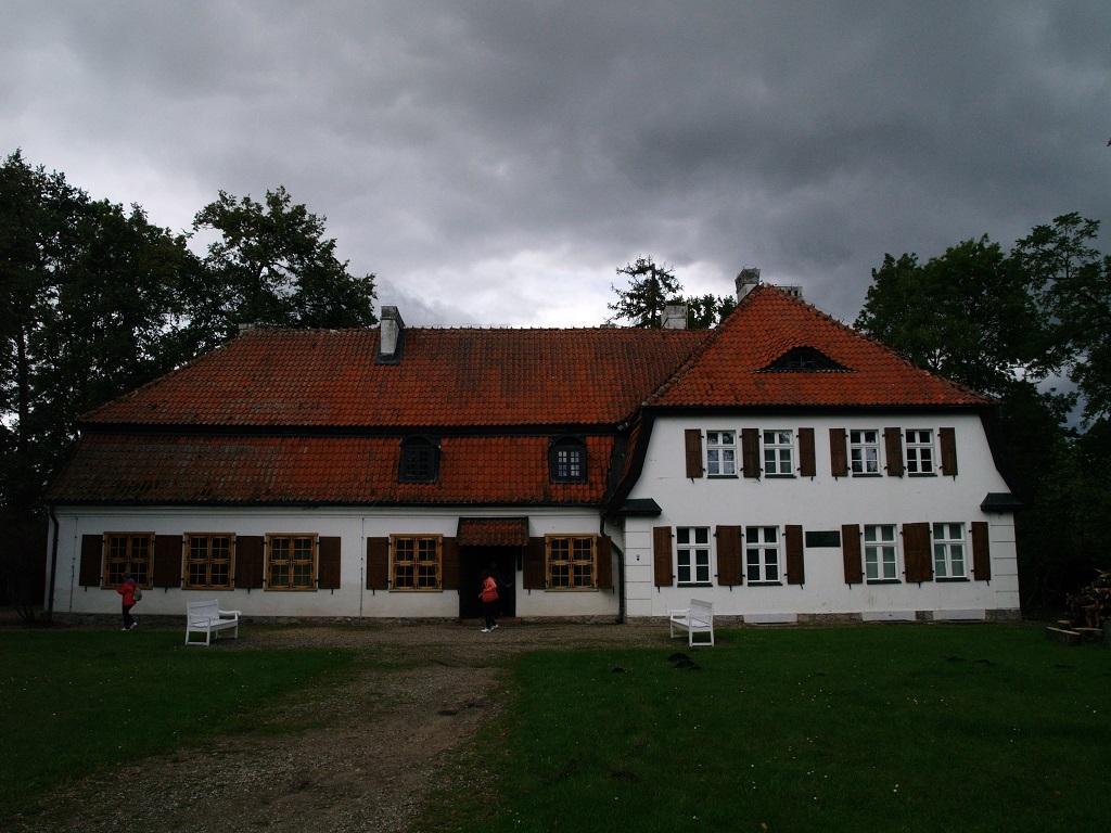 Będomin. Muzeum Hymnu Narodowego