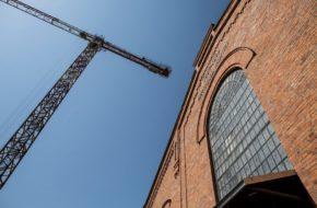 Warszawa Muzeum Polskiej Wódki nabiera kształtu