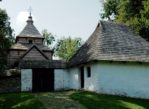 Radruż. Cerkiew we wsi podzielonej granicą
