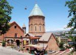Tbilisi. Betlejem oraz inne świątynie