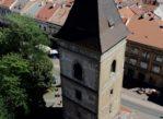 Koszyce. Piękny jest widok z katedralnej wieży