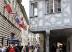 Lucerna. Miasto jak z bombonierki