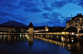 Lucerna Miasto jak z bombonierki