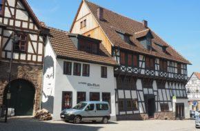 Eisenach Tu Luter śpiewem zarabiał na życie