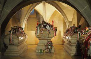 Koszyce Węgierski bohater w katedrze św. Elżbiety