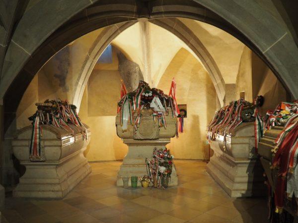 Koszyce. Węgierski bohater w katedrze św. Elżbiety