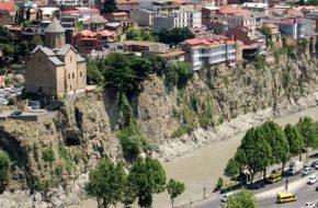 Tbilisi Betlejem oraz inne świątynie